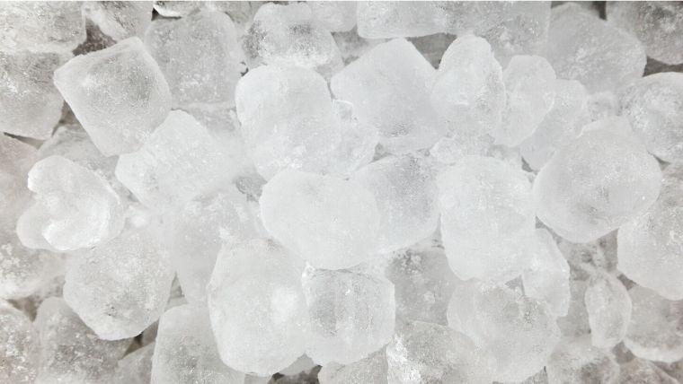 氷のかたまり